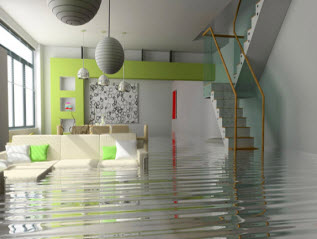 Water Damage Restoration and Clean Up from ServiceMaster Clean by Angler